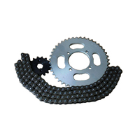 China supplier high quality 420 428 428H 520 530 motorcycle chain