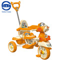 Cute present chinese tricycle kids with music and light