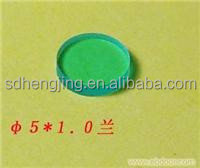 Stock narrow bandpass filters 650nm infrared red cut filter