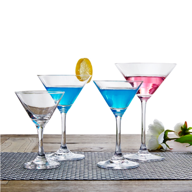 China wholesale Promotion lead free Cocktail glass martini,cocktail glass martini set