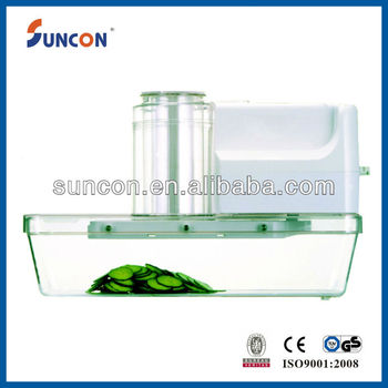 electric easy automatic vegetable slicer
