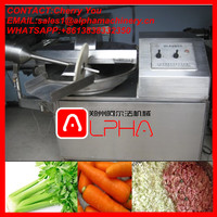 Meat chopper machine for sale/meat mixing cutter/meat bowl cutter and mixer