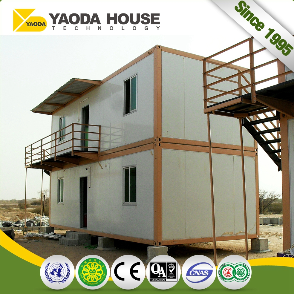 Top Sales Light Steel Prefabricated 40Ft Container House Floor Plans mobile house usa