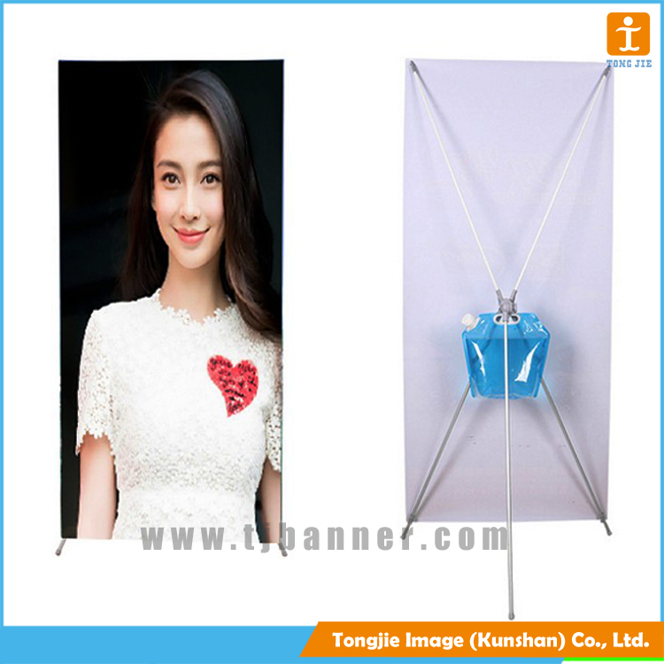 Easy Operation portable butterfly x banner