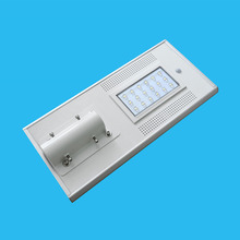 High quality stainless steel poly panels solar light with rotary axis
