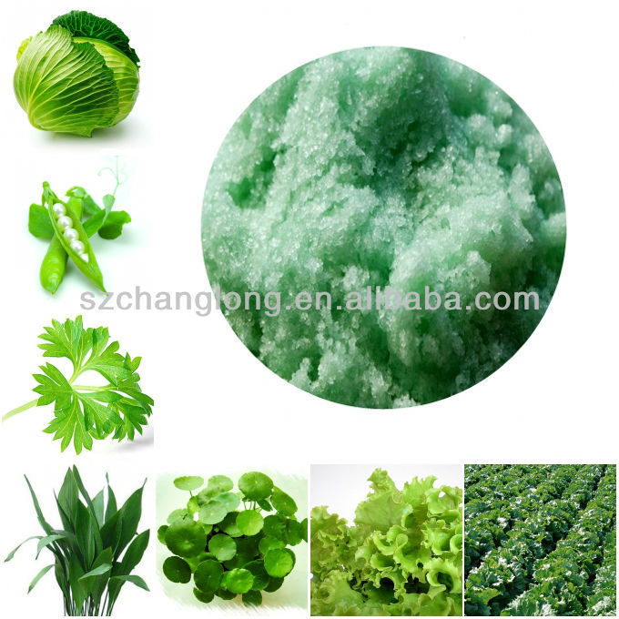 good price high quality Ferrous Sulphate for agriculture and fertilzer or moss killing