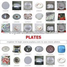 POLKA DOT RED PARTY PLATES wholesaler for Plate