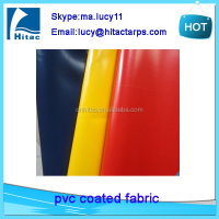 High quality pvc coated fabric tarpaulin manufacturer