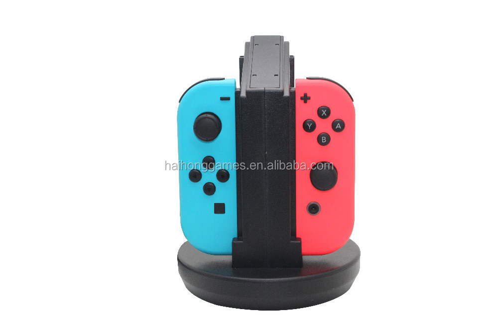 Multifunctional charger for nintendo switch Joy-Con controller charging dock