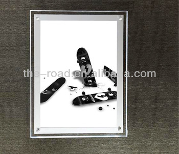 Led light box,Advertising light box, durable lightbox film