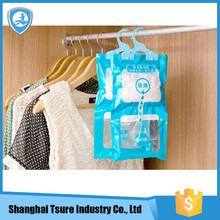 250gr cabinet use calcium chloride hanging dehumidifier bag