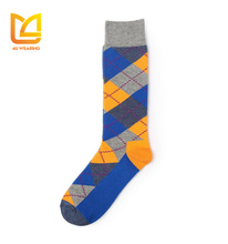 Cotton sock without spandex chaussette boy child tube sock