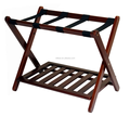 PR-1032,Wooden Suitcase Rack,Foldable Wooden Luggage rack For Hotel Bedroom