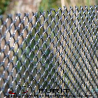 hexagonal plastic mesh windbreak fencing