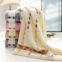 Multi-Color Face Cloth Hand Towel Sports Fitness 100% Cotton Washcloth
