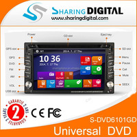Navigasyon Sistemleri Radio Car DVD with GPS Bluetooth VWM-7201GD