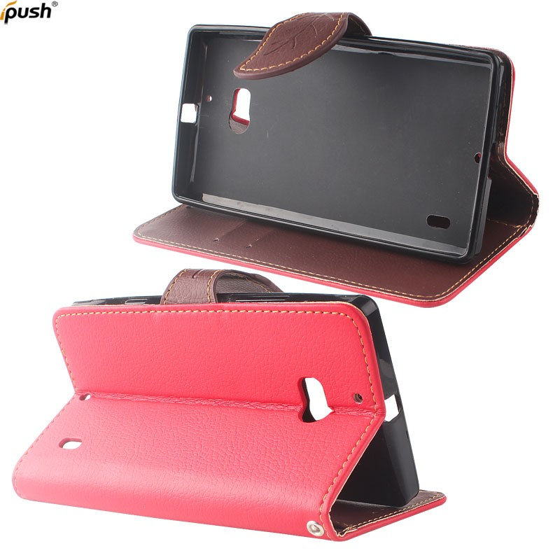 new Spring leaf style flip stand card holder wallet leather case for Samsung J3 Prime /J327/J3 2017 mobile phone case