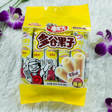 uncle pop snack Korean grain crispy roll cracker