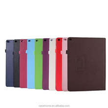 New Generation 2017 lichee PU Leather Flip cover for ipad 9.7 2017 Tablet