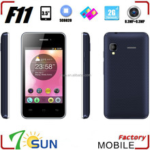 china top ten selling products F11 no camera smartphone