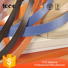 pvc edge trim for mdf,rehau pvc edge banding