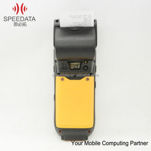 Android Handheld Computers with Printer Easy Portable Printing Invoice Digital Graphic