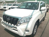 2015 MODEL TOYOTA PRADO TX-L 2.7L PETROL 7 SEAT AUTOMATIC WITH SPARE TIRE DOOR MOUNTED