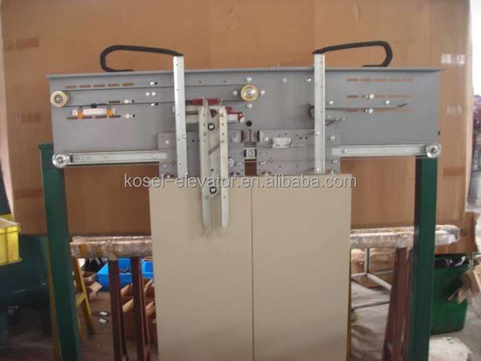 Mitsubishi Center Opening Side Opening Elevator Parts With