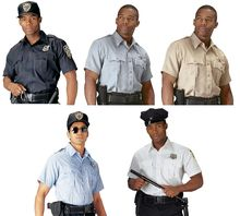Custom cheap Security Guard, Firemen, Emergency Response Workwear /Perfect Fit security Uniforms Wholesale
