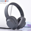 Fashion rechargeable wireless bluetooth headset with microphone 2017 best mobile accessories