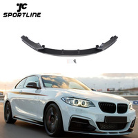 P Style New F22 Front Lip for BMW F22 M235i M TECH 2014UP
