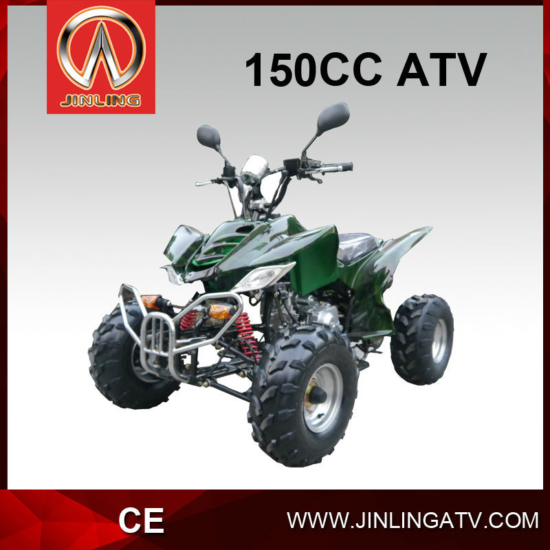hot sale 4 Wheeler 150cc CE racing atv quad bike
