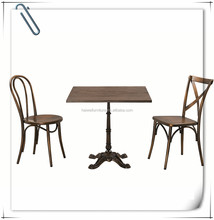 hot sale cheap modern restaurant chairs table and chair used for restaurant