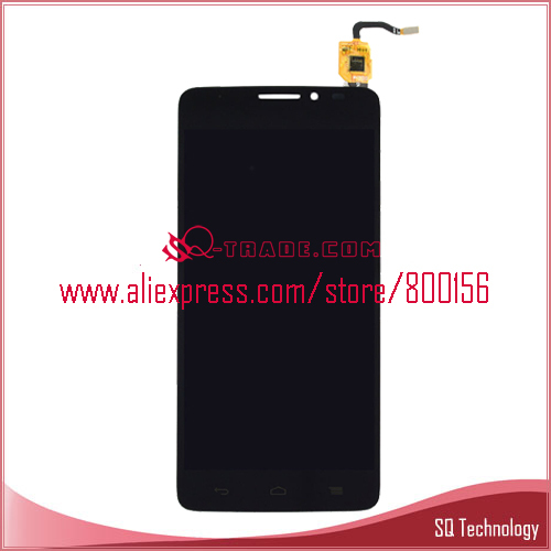 LCD Display and Touch Screen Digitizer for Alcatel One Touch 6043D LCD Idol