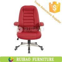 Wholesale Office Furniture Type, Leather Executive Office Chair
