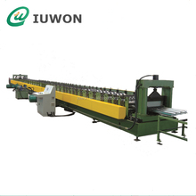 Iuwon Chain Transmission Metal Deck Roll Forming Machine