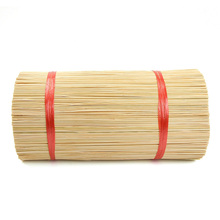 Best quality 1.3mm incense raw material india bamboo stick for making agarbatti