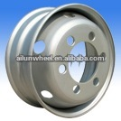 17.5*6.75 auto tubeless steel wheel