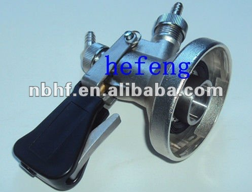 s type keg coupler