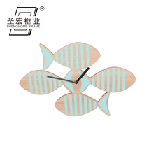 Creative Children Wall Clock 3D Numbers Wall Art Decor and Promotional Gift