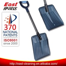 heated Poly Snow Shovel pusher