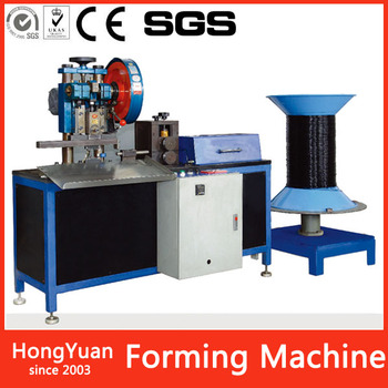 Manufacturer Supply Wholesales China School Office Stationery calendar hanger forming machine
