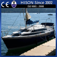 Hison manufacturing 26ft Luxury cabin fishing boat