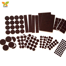 196 pcs Felt Pads Adhesive Set Furniture Feet ALL SIZES Alternative , Protect Your Hardwood Floor