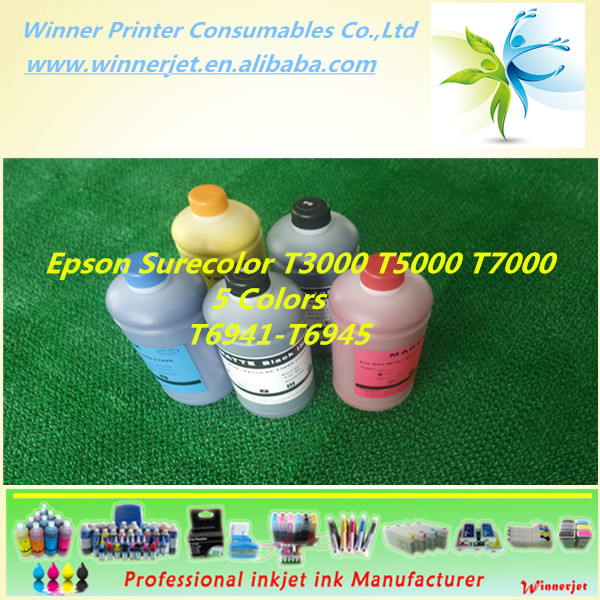 Print CISS ink System for Epson T7000 100% Compatible
