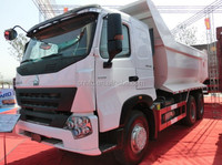 Howo A7 mining dump truck tipper truck for sale