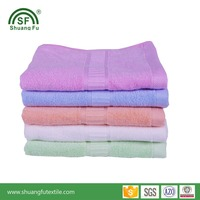 Super Permeability Durable Full Cotton Hand Towel Natural
