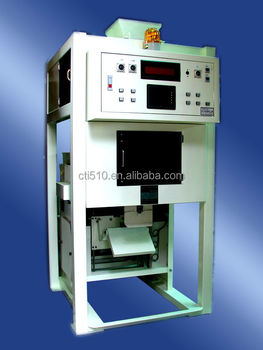 Ice cube Auto Packing Machine 1kg-10kg bag rice packing machine