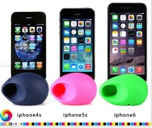 Silicon Mobile Sound Cell Phone Amplifier/Speaker with high quality