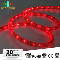2016 new Strong r&d square Cheap led rope light